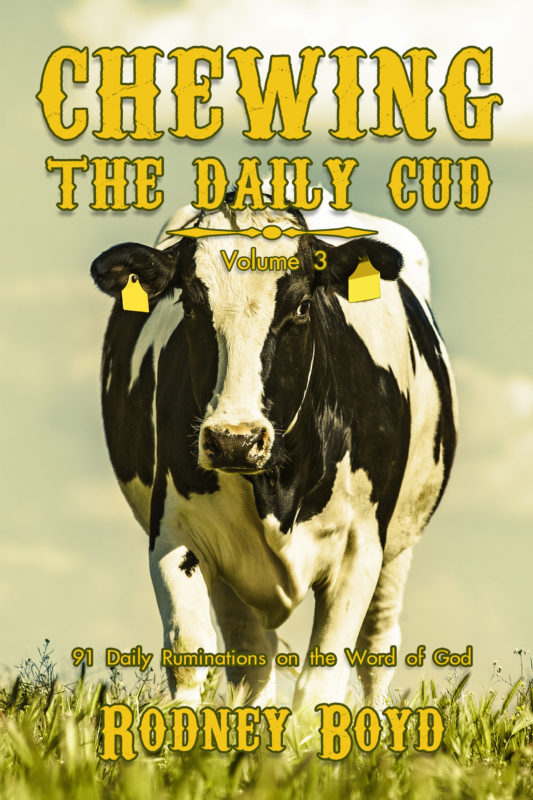 Chewing the Daily Cud, Volume 3