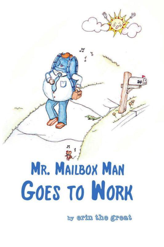 Mr. Mailbox Man Goes to Work