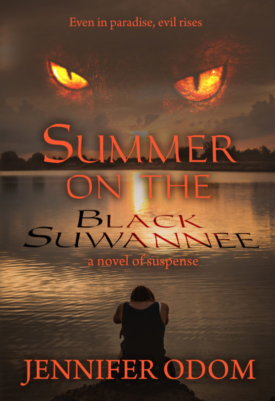 Summer on the Black Suwannee