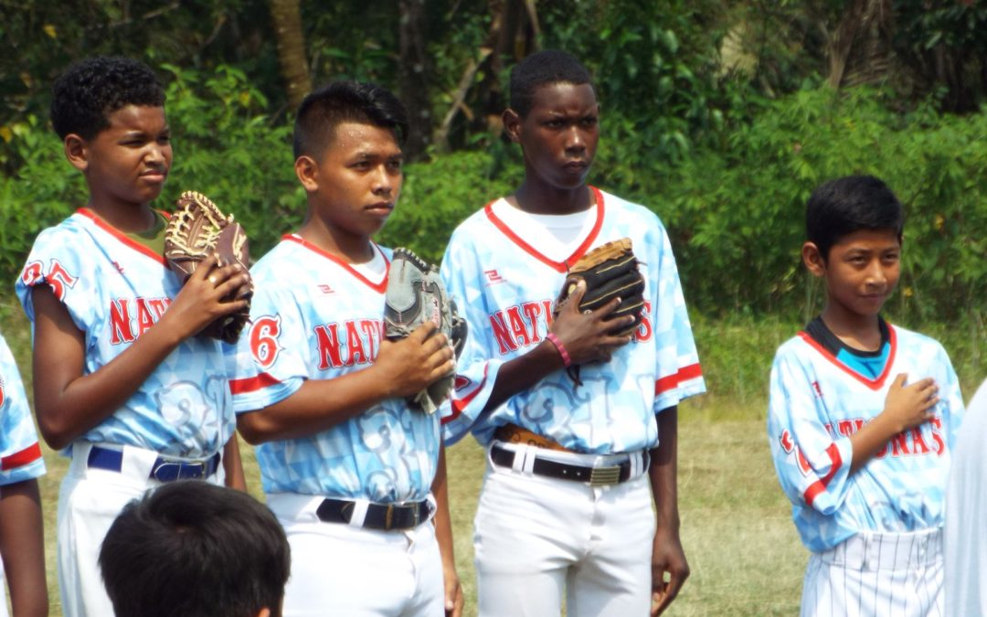 Baseball in Belize
