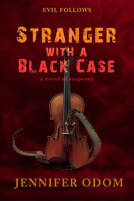 Stranger with a Black Case